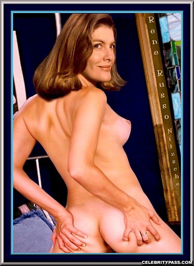 эротические фото рене руссо